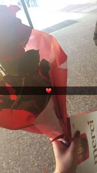 Hast du auch Rosen zum Valentins Tag bekommen wenn ja von wem