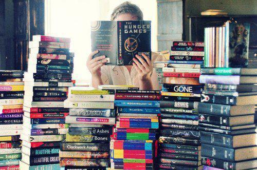 Jakie książki czytujesz