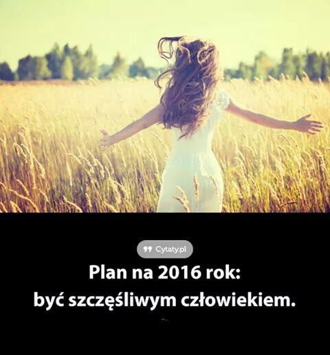 Szczęśliwego nowego roku Czy masz jakieś postanowienia
