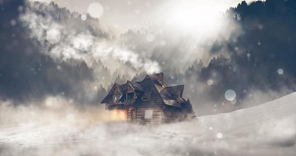 Zimowe zdjęcie