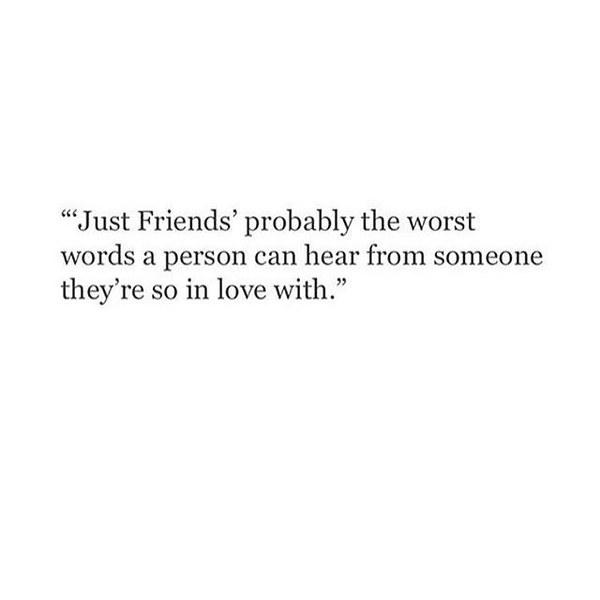Byłeśaś kiedyś w friendzone
