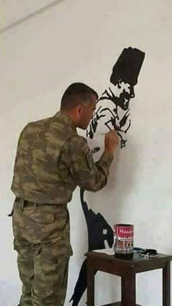 Dünde bugünde yarında Mustafa Kemal Atatürk