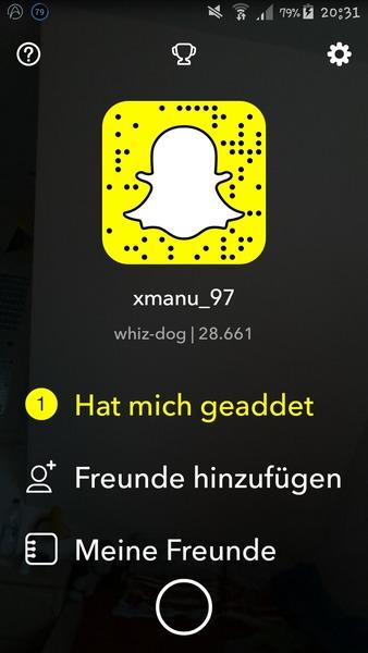 Snapchat Schöner