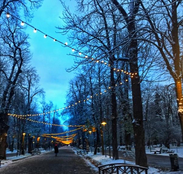 Iarna este cu adevarat rece pentru cei ce nu pastreaza amintiri fierbinti