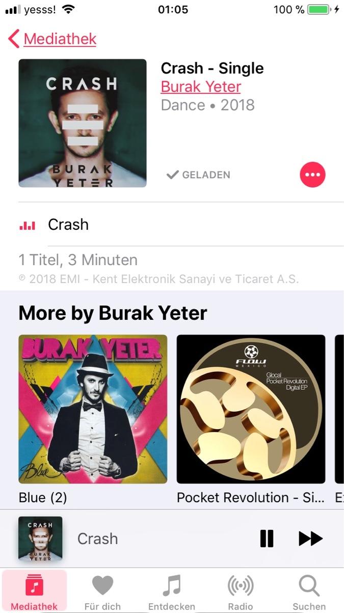Welcher Song gefällt dir gerade am besten
