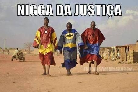 Nigga da justiça