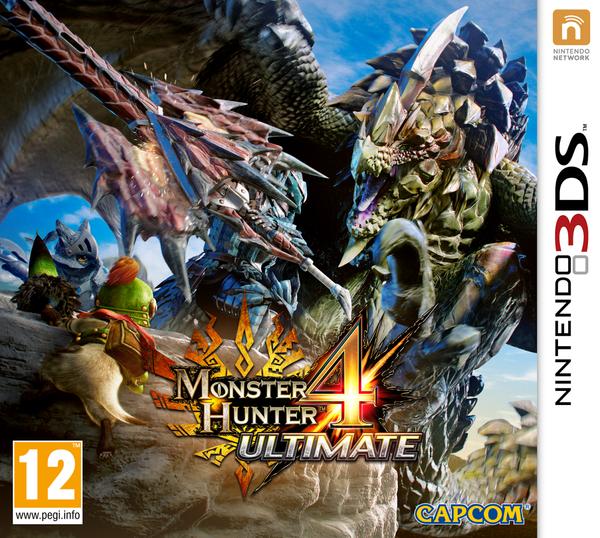 Quiero empezar a jugar Monster Hunter en mi 3ds recién adquirida  Por cual