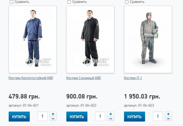 Должна ли химическая одежда отвечать требованиям безопасности