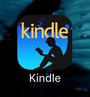 تطبيق Kindle على الايفوق للقراءة باللغة الإنجليزية