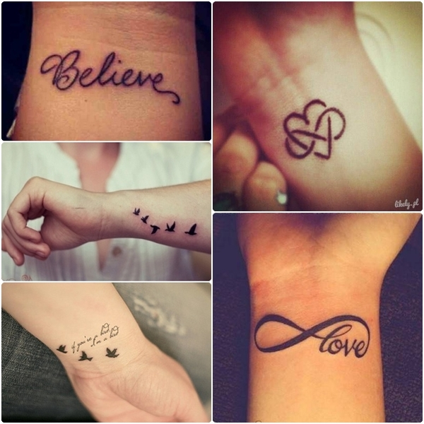 Jak tatuaż to gdzie i jaki