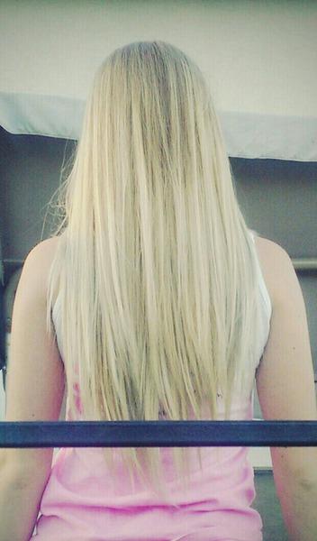 daj zdj tych swoich włosów