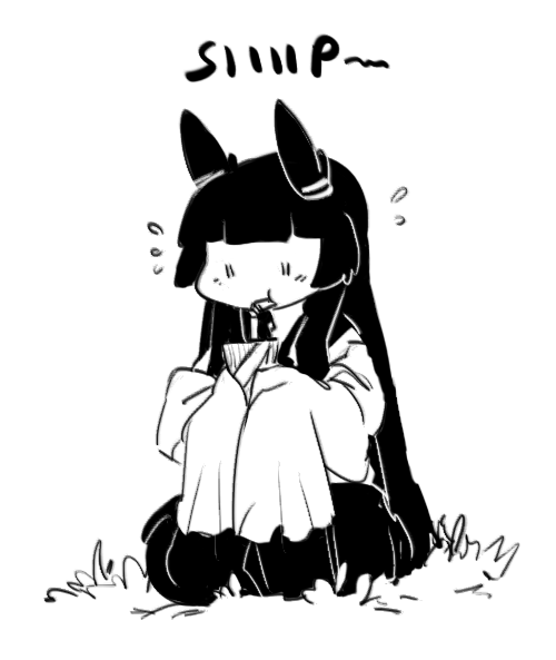 do himehorns have pointy ears Tc