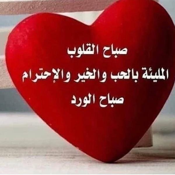 صباحكم محبة من القلب