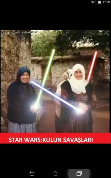 En sevdiğin Star Wars karakteri hangisi