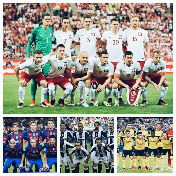 Wstaw zdjęcie najlepszej drużyny sportowej na świecie