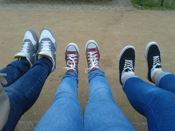 Schuhe Sauber Lecken