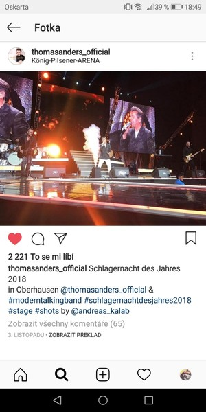 Obrázok z koncertu