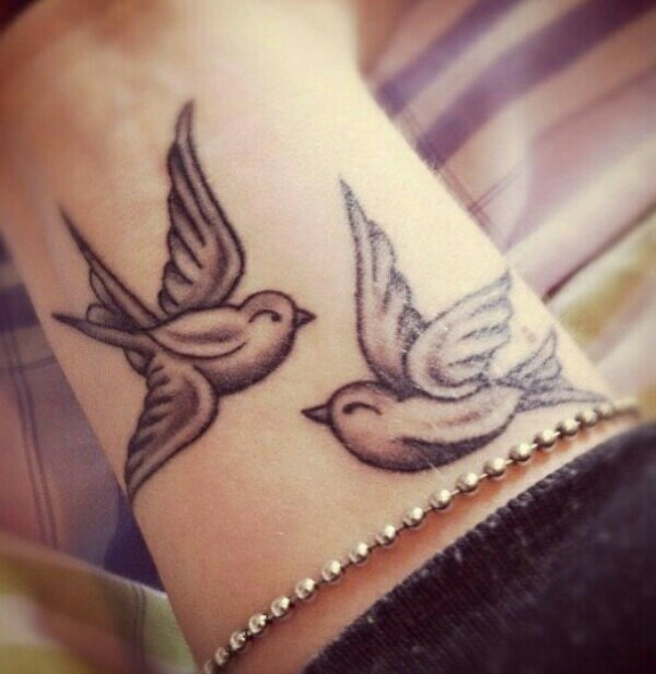 Хочешь татуировку Какую