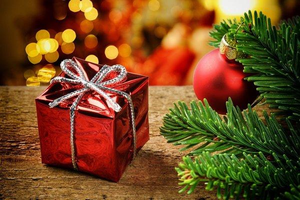 Какой подарок ты желаешь получить на Новый Год