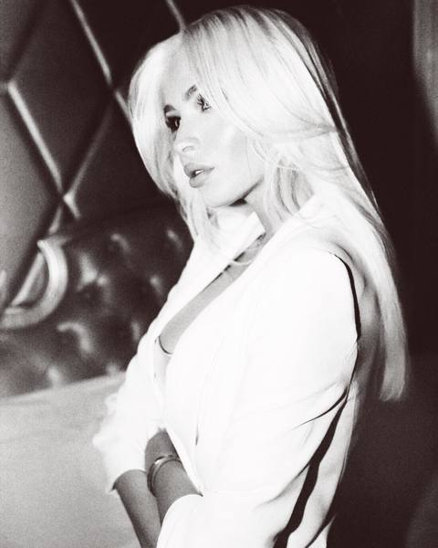 Алена натуральная блондинка