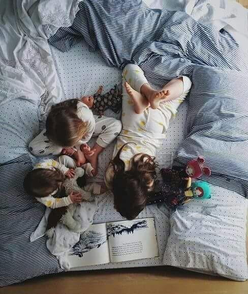 سيعلم الأطفال كم هو جميل  أن يظلوا أطفالا