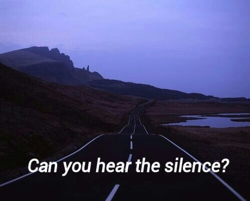 Umiesz być ciszą