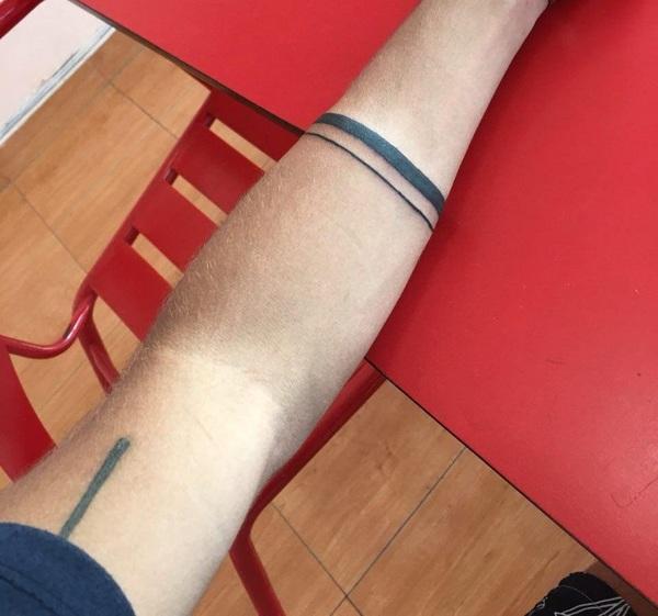 Tienes tatuajes