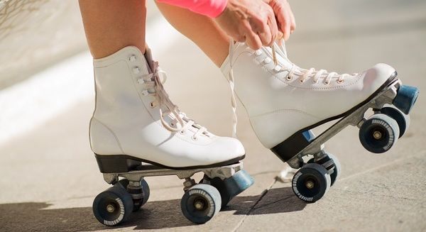 What is benefits of roller skating