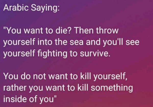 Post something worth reading