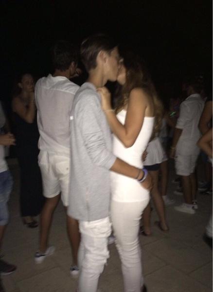 Foto dove baci la tua ex
