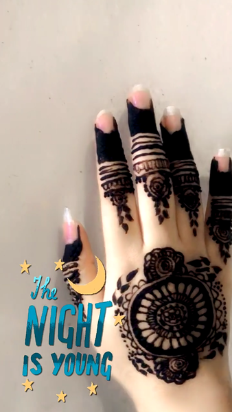 Pap of your Henna