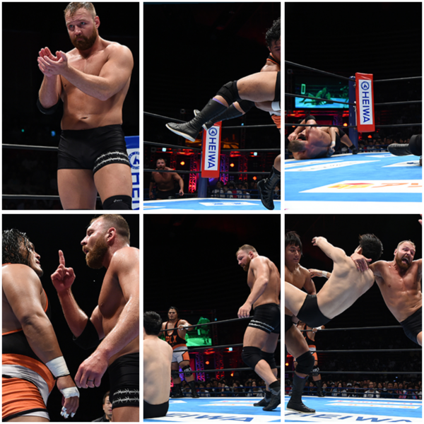 NJPW G1 Climax 29 night 3  Tokyo Japan 14719