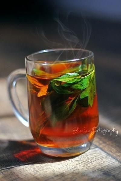 شاي ولا قهوه