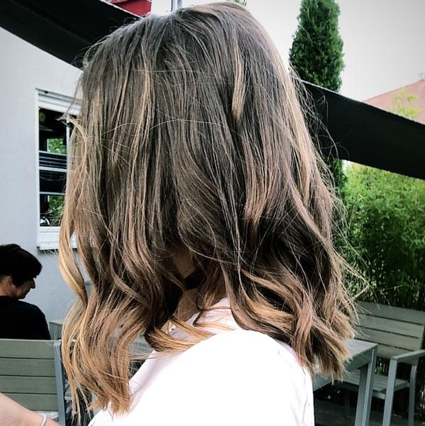 Bild von deinen Haaren bitte