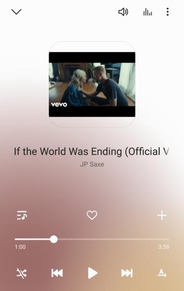 teile den Song den du gerade hörst
