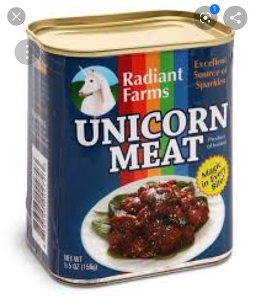 Esprimi la tua ammirazione per gli unicorni
