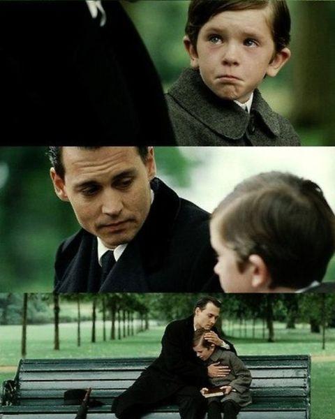 Je pravda že si zahrál roli Karlíka Karlík a továrna na čokoládu jen kvůli