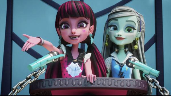 Co sądzisz o pomyśle Nickelodeon o stowrzeniu serialu o Monster High który ma