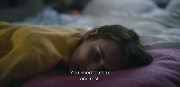 Jadi gini kamu capek aku juga capek kita semua capek tapi kita bisa istirahat