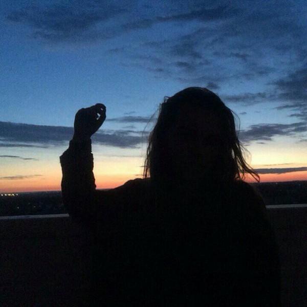 Любишь ночное небо