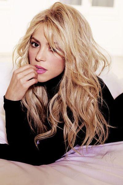 Le thème du jour est Shakira