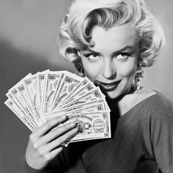 Чем пахнут деньги