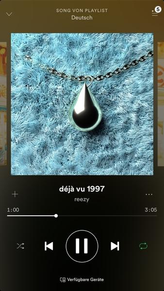 Welche Musik hörst du gerade