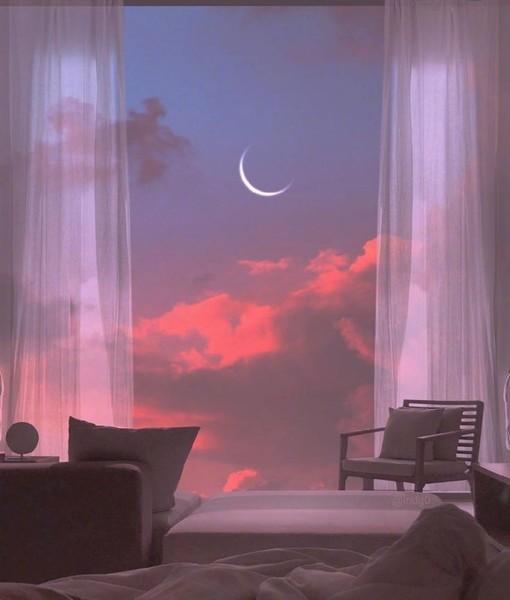 Wat is naar jouw mening de mooiste fase van de maan  Whats the most beautiful