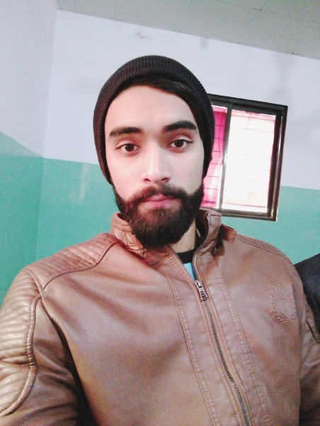 Beard Man or Moulvi