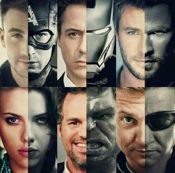 Filmy od Marvel