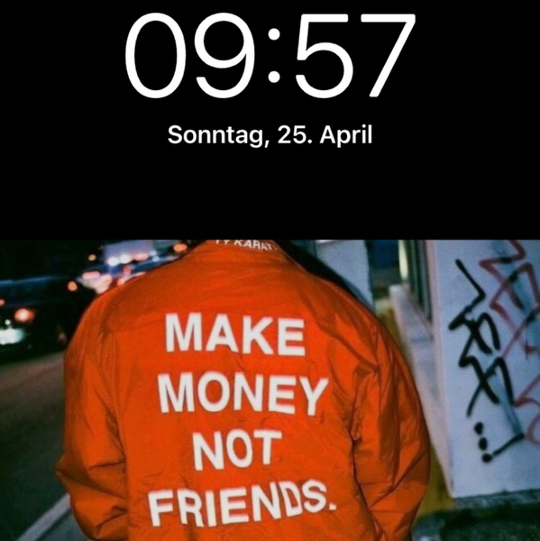 Screenshot von dein Sperrbildschirm