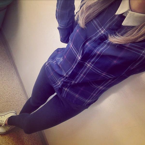 Zdjęcie jak dziś ubrana