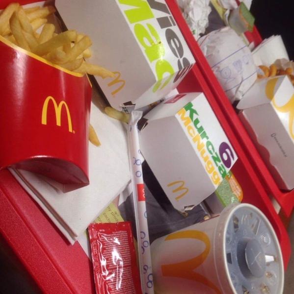 McDonald czy KFC