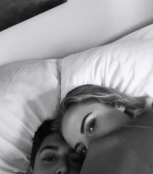 Chciałabym móc spać obok ciebie każdej nocy